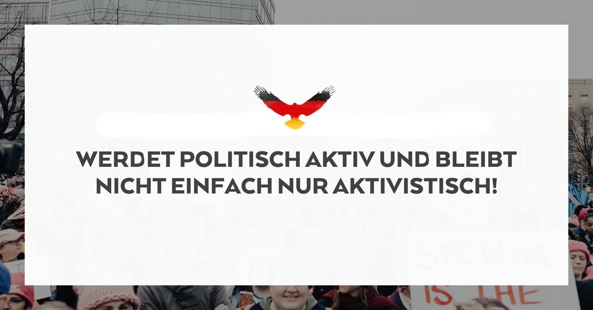 Politik Blog Team Heimat